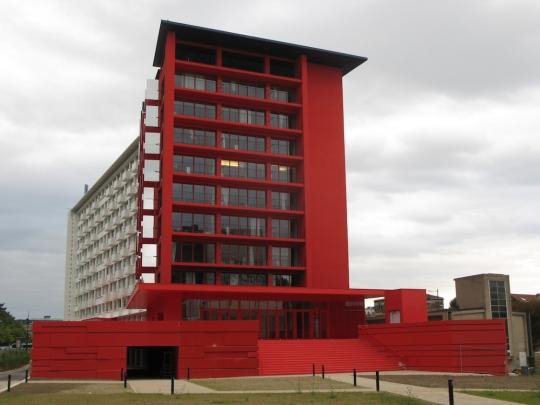 Ludivic Magnifico Architecture Résidence Universitaire d'Antony